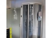 Cabina de Baño con Hidromasage y Radio