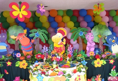 Tematica de fiestas infantiles - Imagui