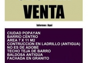 VENDO CASA, COMPRE BARATO Y REMODELE
