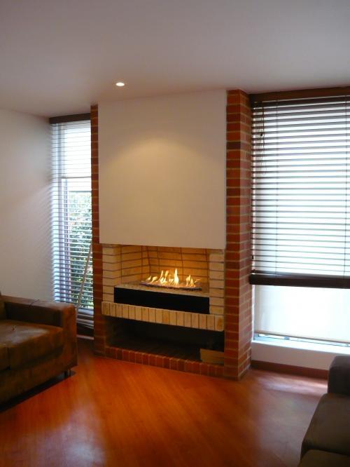 Muebles hogar y confort 20170824143757 - Chimenea para calefaccion ...