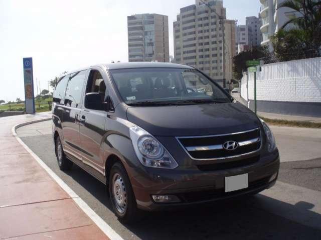 Alquiler de vans hyundai en lima peru - transporte turistico privado lima