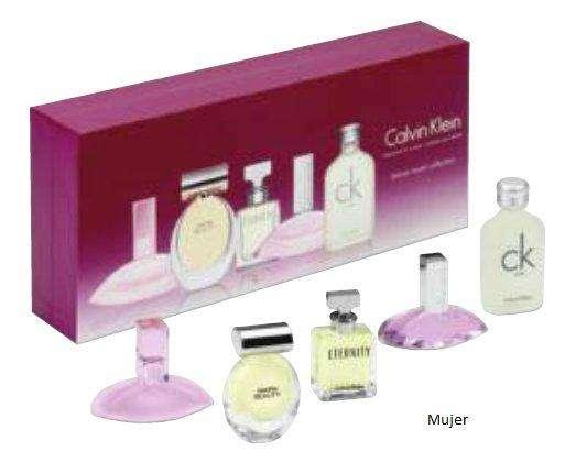 Vendo perfumes en estuche miniatura
