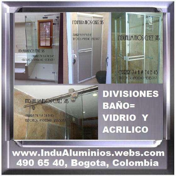 Puertas Para Baño En Acrilico En Cali:para baño, puertas, ventanas, closets, muebles oficina y hogar 1 en