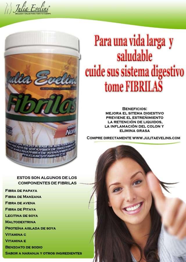 Fibrilas de julia evelins