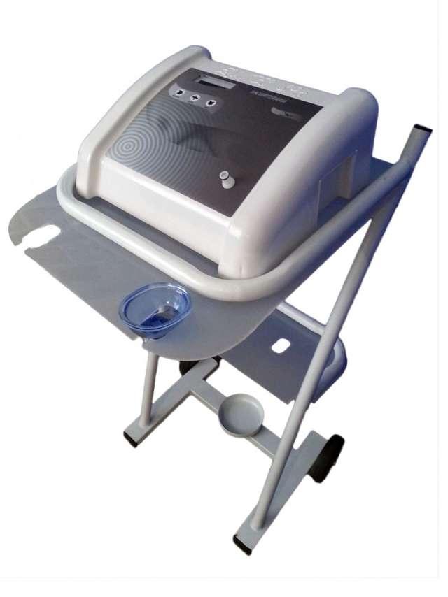 Vacumterapia digital con copas tipo delfin