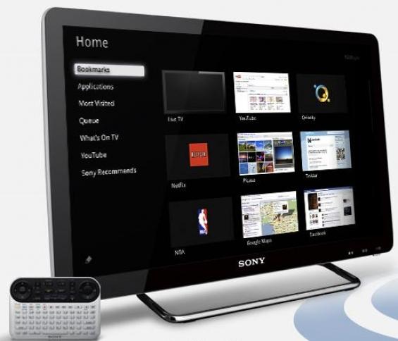 "Internet tv 55 ""led - fullhd 1080p"