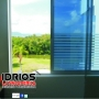 cristales vidrio ventana en aluminio templados