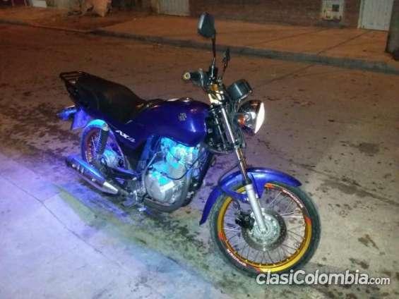 Excelente precio ax 4 110 cc en buen estado.
