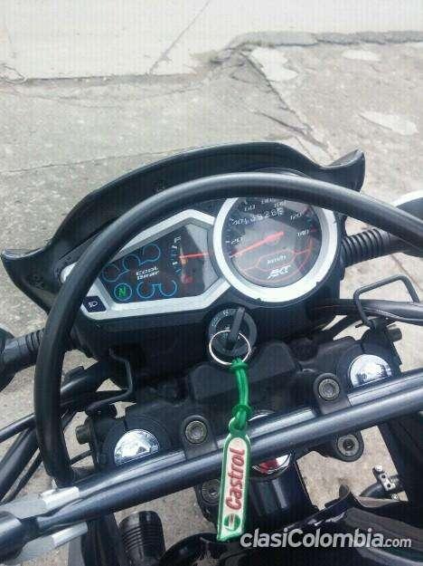 Vendo! motocicleta akt tt 125 br excelente precio.