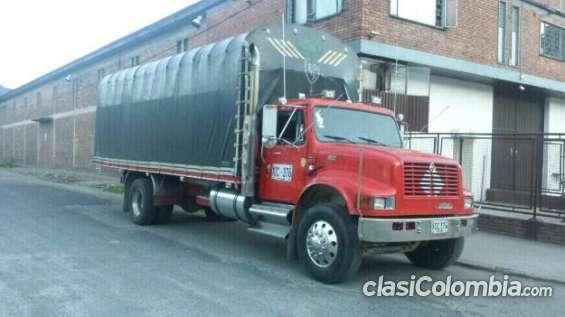 Tengo para ofrecer ahora camion internacional consultar.