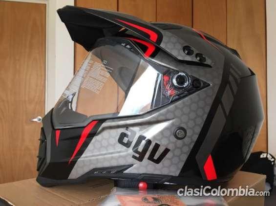 Consulta por casco agv ax8 dual sport evo talla xl el mejor precio del mercado.