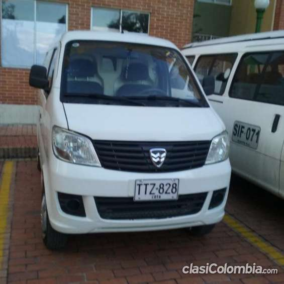 En buen estado vendo camioneta hafey minyi cargo consulta el precio.