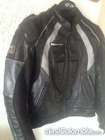 Vendo chaquetas de cuero para motos