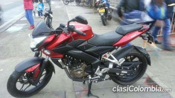 Quiero vender moto pulsar 200 ns 2015 es una oferta