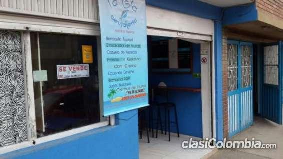 Venta restaurante pescaderia excelente ubicacion