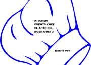 EVENTOS Kichen Events Chef