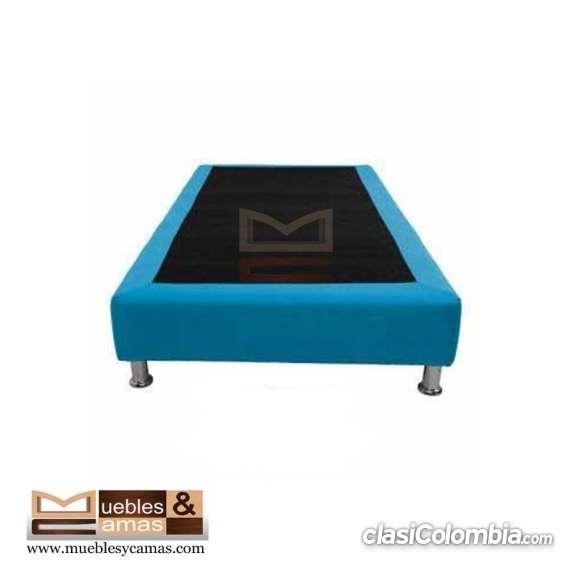 Base cama sencilla oferta! punto de fabrica