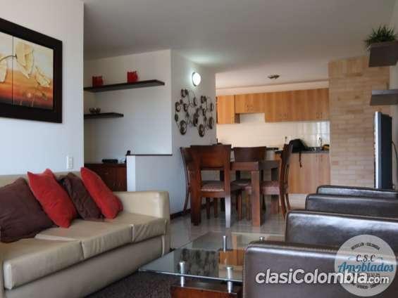 Apartamentos amoblados en medellin cód. ap30 ( poblado – vizcaya )