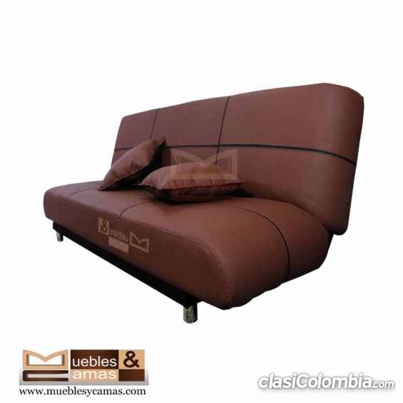 Lujoso sofá cama por solo 139.900