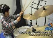 Academia de taller de Batería - AMSI Escuela de Música