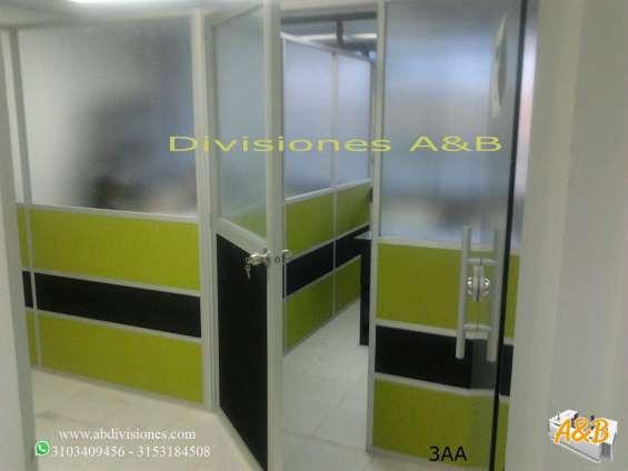 Fabricantes de divisiones para oficina