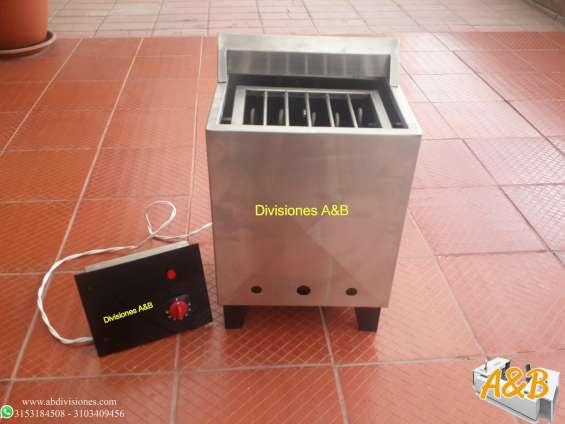 Generadores de calor para sauna (fabricantes)