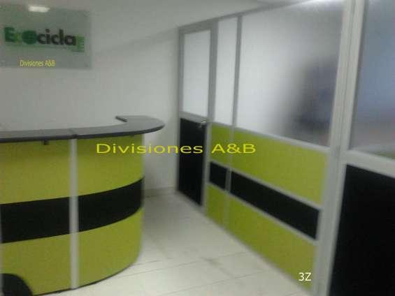 Servicio de reubicaciones a oficinas:desmonte e instalacion