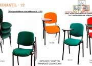 venta de sillas universitarias
