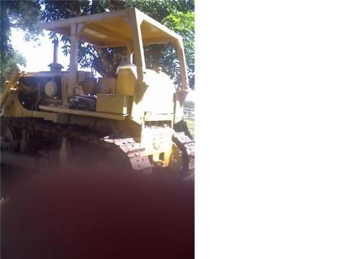 Vendo alquilo bulldozer