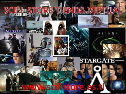 Scifi store tienda virtual - ciencia ficcion y fantasia