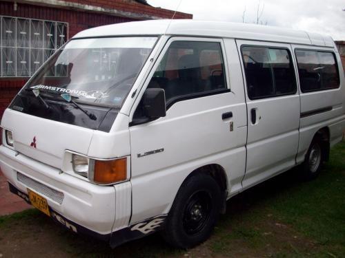 Vendo camioneta mitsubishi l300