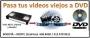 Transfer Beta, VHS, Video8 y MiniDVD a DVD Bogotá - Norte