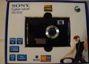 Vendo hermosa cámara digital sony cybershot dsc w120