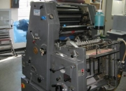 Maquinas para artes graficas