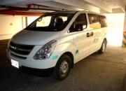 Alquiler Van de lujo 2011, 12 pasajeros