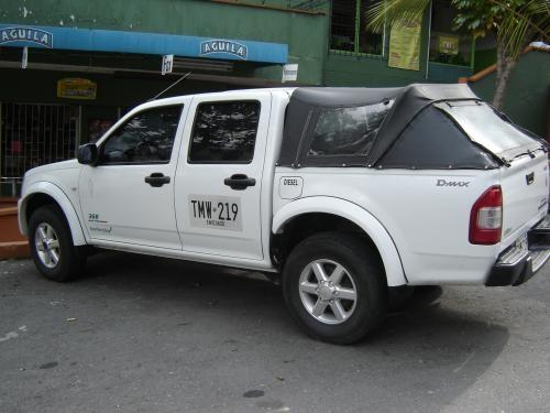 Chevrolet d´max 4 x 4 modelo 2007