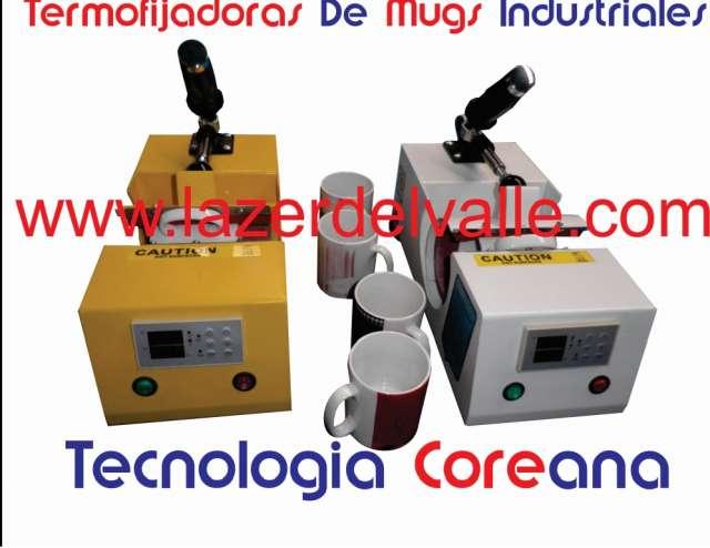 Vendo maquina de termofijacion de mugs 3 en 1 coreana en pasto