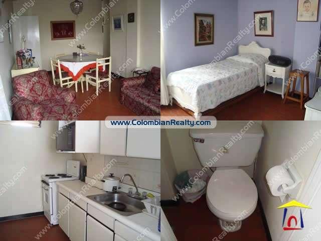Apartamento en venta en laureles (medellín) cód. 13440