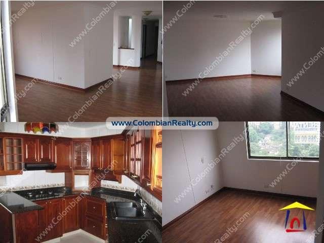 Apartamento en venta en medellín (el poblado) cód. 13279