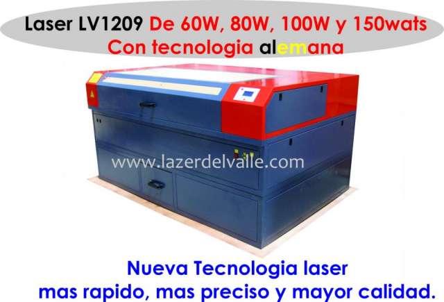 Vendo laser de grabado y corte con cama baja y tubo de 150w en cali