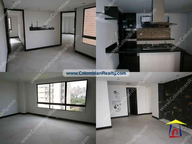 Alquiler de apartamento en medellín (el poblado) cód. 16892