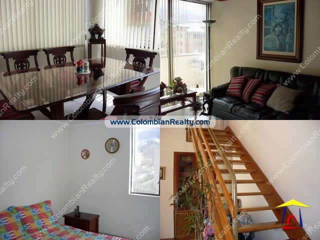 Apartamento para la venta en el poblado (medellín) cód. 13915