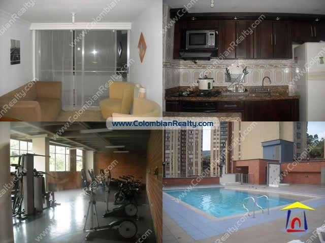 Apartamento para la venta en el poblado (medellín) cód. 13691