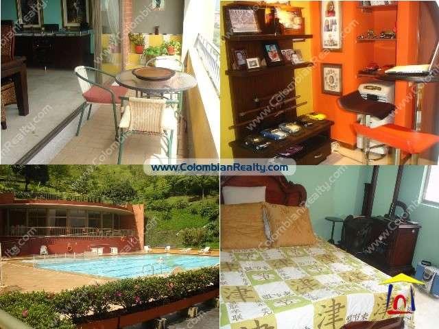 Apartamento para la venta en medellín (laureles) cód. 14033