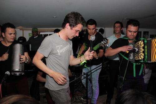 Organizacion musical via libre vallenato