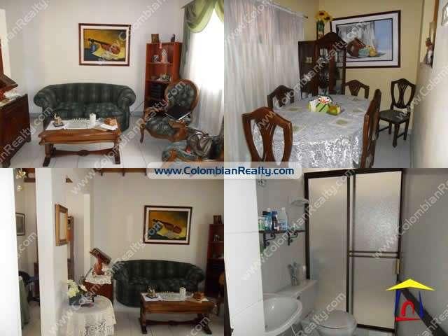 Casa para la venta en la floresta (medellín) cód. 13982