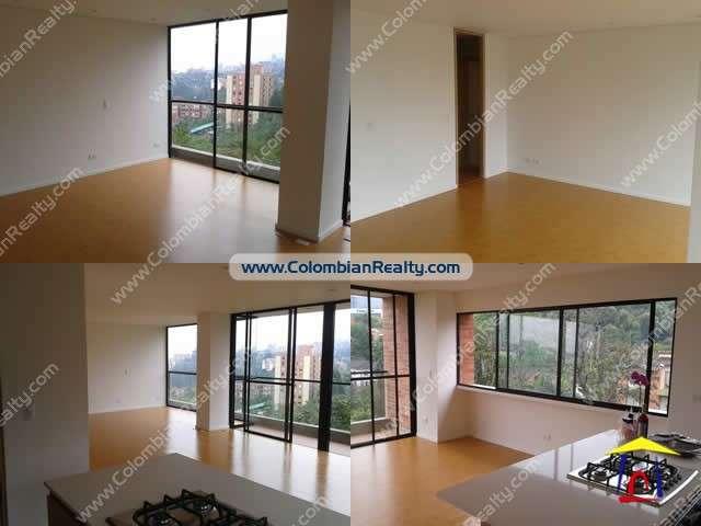 Se vende apartamento en envigado (loma de las brujas) cód. 14954
