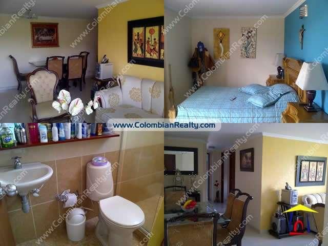 Se vende apartamento en medellín (los colores) cód. 15197