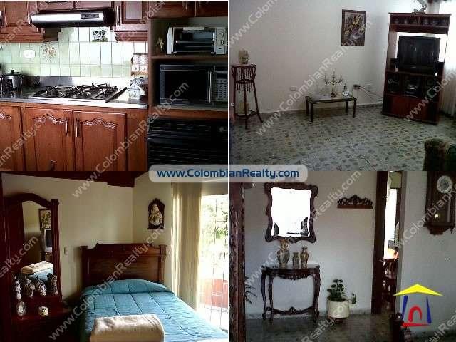 Se vende casa en santa mónica (medellín) cód. 13285