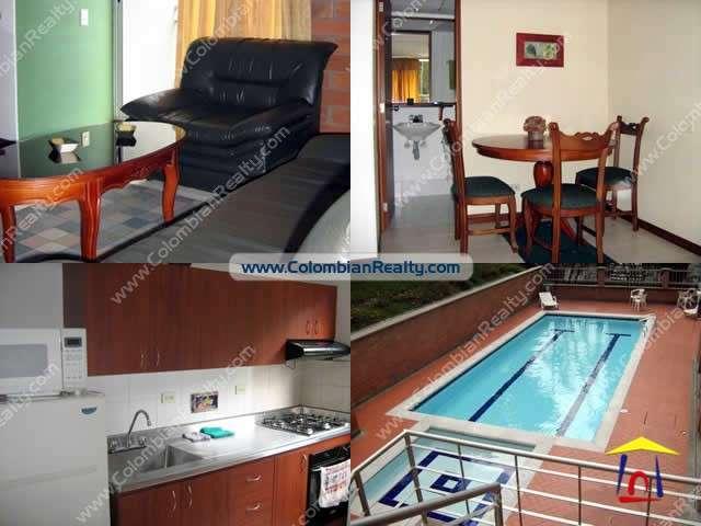 Renta de apartamentos amoblados en medellín (el poblado-colombia) cód.10584